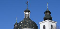 Рождество-Богородичный монастырь в Гродно
