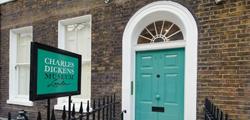 Дом-музей Чарльза Диккенса в Лондоне