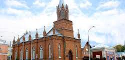 Евангелическо-лютеранская церковь Св. Марии в Ульяновске