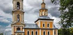 Казанская церковь Углича