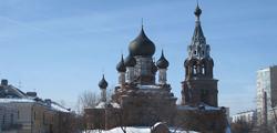 Храм Всемилостивого Спаса в Нижнем Новгороде