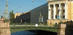 Вознесенский мост в Санкт-Петербурге