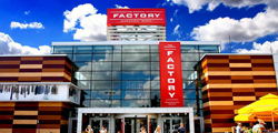 Торговый центр «Фэктори» в Варшаве