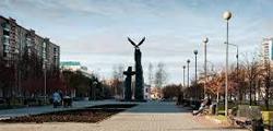 Памятники воинской славы в Челябинске