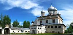 Знаменский собор в Великом Новгороде