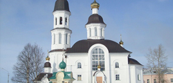 Успенская церковь в Архангельске