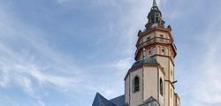 Церковь Св. Николая в Лейпциге