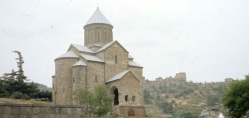 Метехский храм Божьей Матери