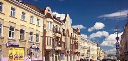 Большая Советская улица в Смоленске