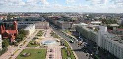 Площадь и проспект Независимости в Минске