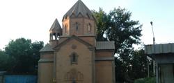 Церковь Св. Саркиса в Воронеже
