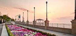 Пляж «Золотой берег» в Одессе