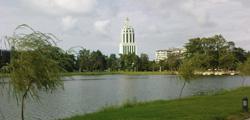 Парк 6 мая в Батуми