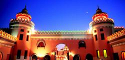 Дворец «Тысяча и одна ночь» в Хургаде