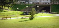 Парк Желибера в Гродно