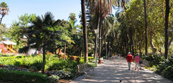 Парк Малаги