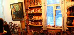 Музей крестьянского быта в Сергиевом Посаде