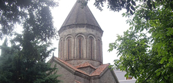 Церковь Джварис Мама