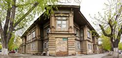 Дом Кочешева