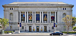 Музей азиатского искусства в Сан-Франциско