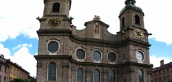 Собор Св. Иакова в Инсбруке