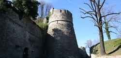 Замок Сан-Виджилио в Бергамо