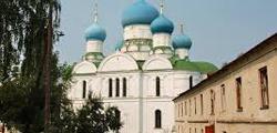 Богоявленский монастырь Углича