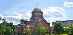 Храм Сергия Радонежского в Туле