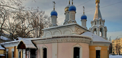 Храм Феодора Студита
