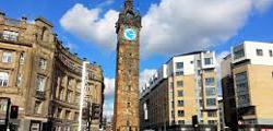 Городская башня Глазго