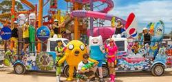 Аквапарк Cartoon Network Amazone