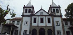Монастырь Сао Бенто в Рио-де-Жанейро