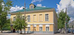 Дом-музей А. Л. Чижевского