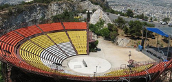 Театр «Ликавит» в Афинах