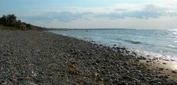 Пляж «Каменка» в Ейске