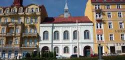 Евангелическая церковь в Марианских Лазнях