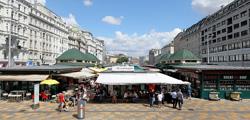 Рынок «Нашмаркт» в Вене
