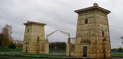 Египетские ворота Пушкина