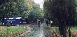 Парк «Липки» в Саратове