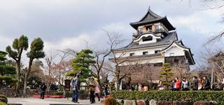 Замок Инуяма