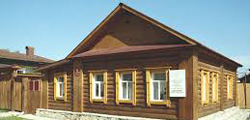 Дом памяти Марины Цветаевой в Елабуге