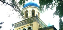 Храм Александра Невского в Тбилиси