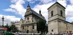 Бернардинский монастырь в Львове