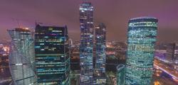 Смотровая площадка «Москва-сити»