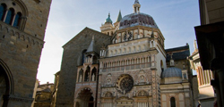 Базилика Санта-Мария-Маджоре в Бергамо