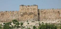 Золотые ворота в Иерусалиме