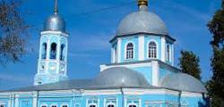 Введенский храм в Курске