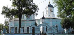 Казанская церковь Дмитрова