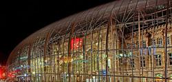 Центральный вокзал Страсбурга