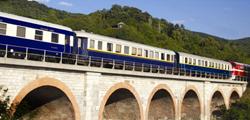 Поезд «Дунай экспресс»